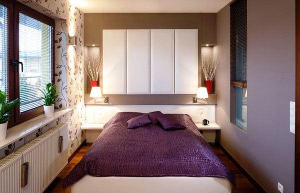Kamar Tidur Rumah Minimalis Sederhana Ukuran Kecil
