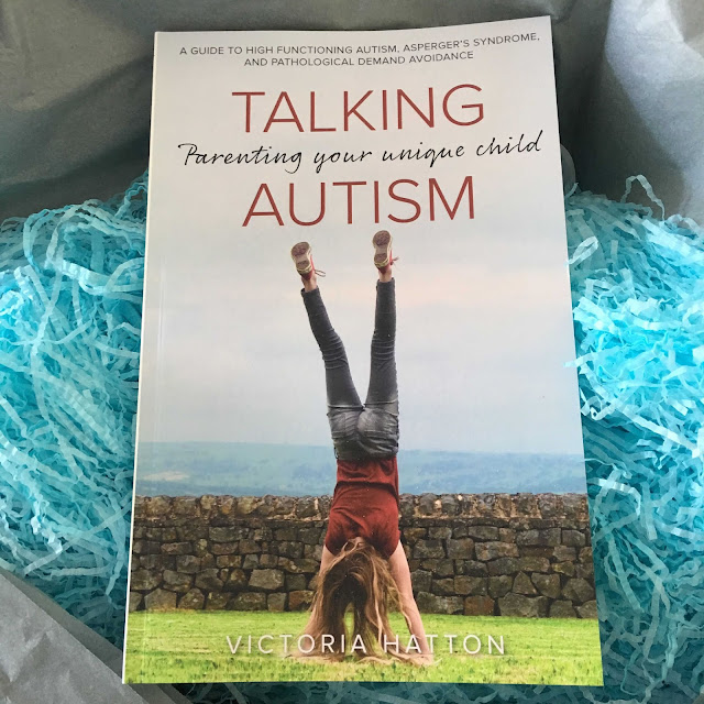 talking autism book by victoria hatton