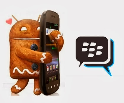 Download BBM for Android 2.3 Gingerbread Free (New)