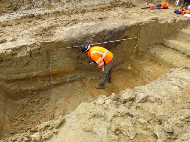 Possible Gallic settlement discovered in Saint-Flour