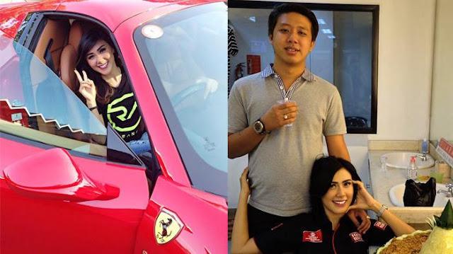 Rey Utami Dibelikan Mobil Mewah, Jam Tangan Rp 4 Miliar dan Lainya. Ternyata ini Pekerjaan Suaminya