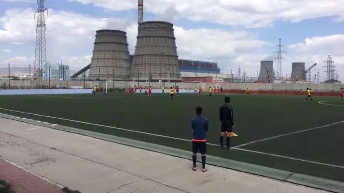 FC Erchim win Mongolian National Premier League