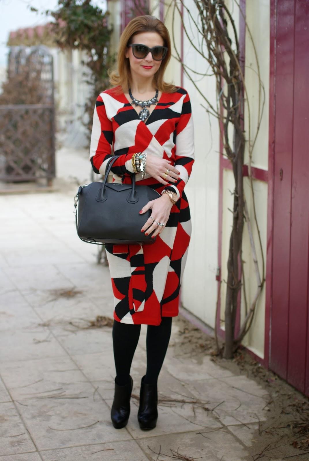 a13b630bd9a8 Diane Von Furstenberg wrap dress