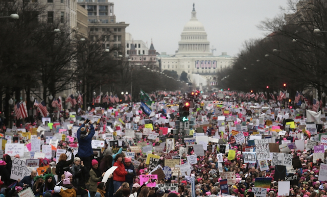Washington State Women's March Disbands After Antisemitism Controversy Surfaces