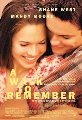 Carátula de la película Un paseo para recordar