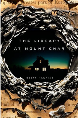 The Library at Mount Char by Scott Hawkins - book cover