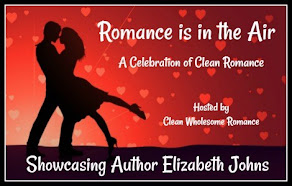 Romance is in the Air featuring Elizabeth Johns – 20 February