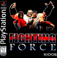 fighting Force PS1