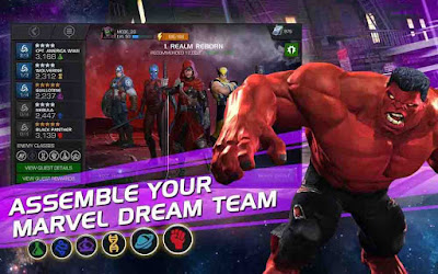 MARVEL Contest of Champions v17.0.0 Mod APK4