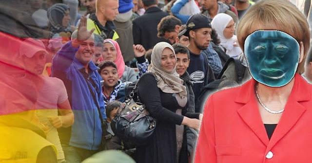 UN: Merkels Asylpolitik ist vorsätzlich betriebener Genozid am deutschen Volk