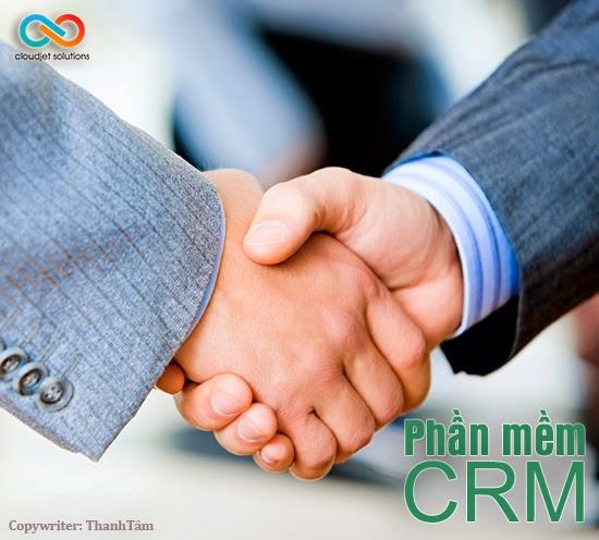 Tai sao ban nen chon phan mem CRM Cloudjet Saleup