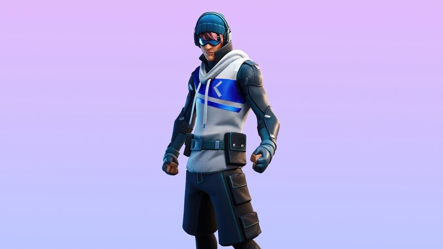Fortnite, Point Patroller, Skin, Outfit, 4K, #7.1898