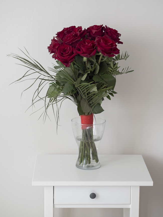 co zrobić by róże były dłużej świeże