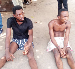 Photos: Robbers Who Attacked Basketmouth Confess How They Did The Act