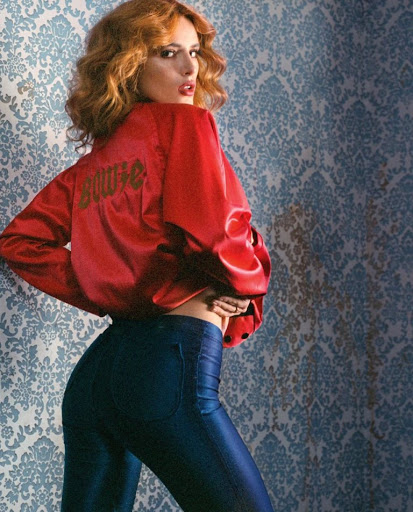 Bella Thorne sexy model photo shoot for Playboy Magazine