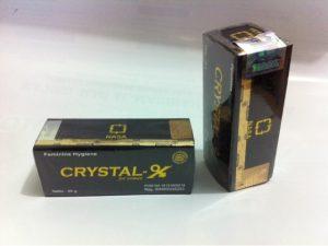Crystal X Efek Samping Luar Biasa Setelah Memakainya