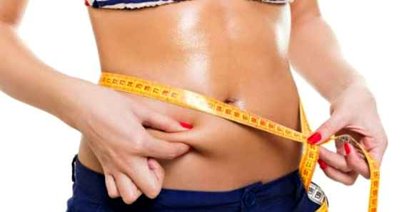 how to lose tummy fat at home