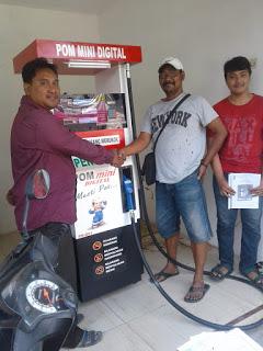 Jual Pertamini Digital Murah Bergaransi Jawa Timur