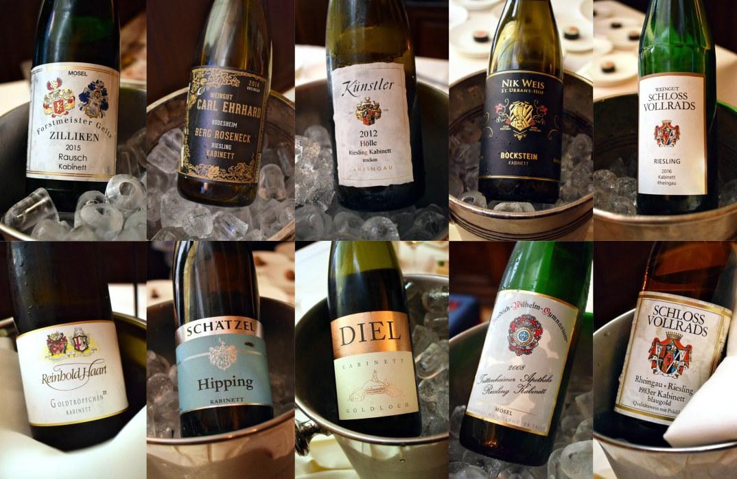 die zehn kabinett rieslinge des speise und wein parcours - Was Bedeutet Kabinett Beim Wein
