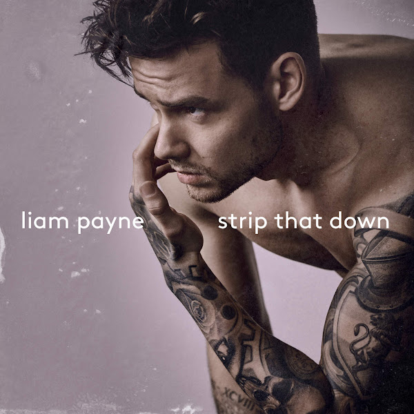 Liam Payne - Strip That Down (Acoustic) - Single Cover