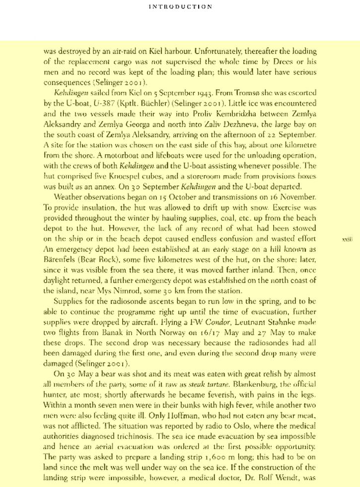 Assombrado pgina 23 do livro war north of 80 the last german arctic weather station of world war ii fandeluxe Choice Image