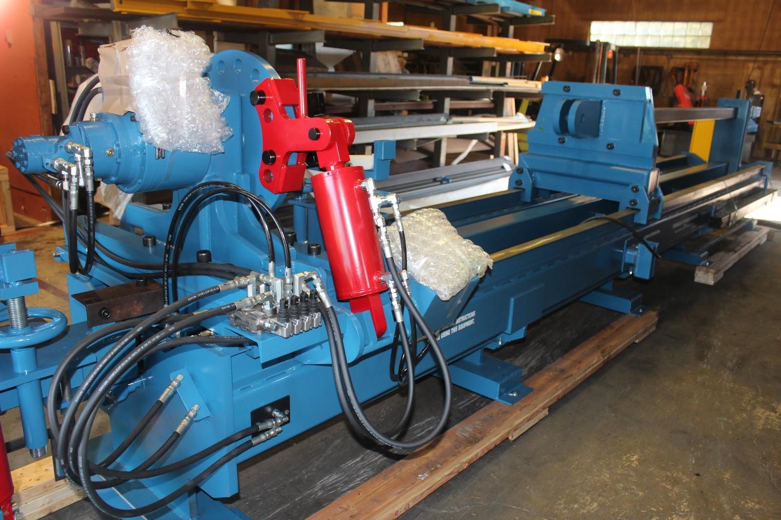 Hems Cylinder Repair Bench For Hitachi Dealers Hems Ltd