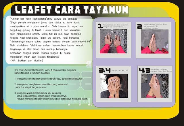 cara tayamum