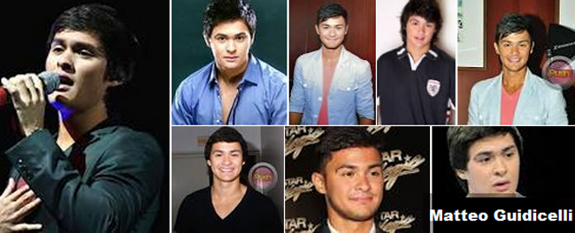 About Matteo Guidicelli's Biography