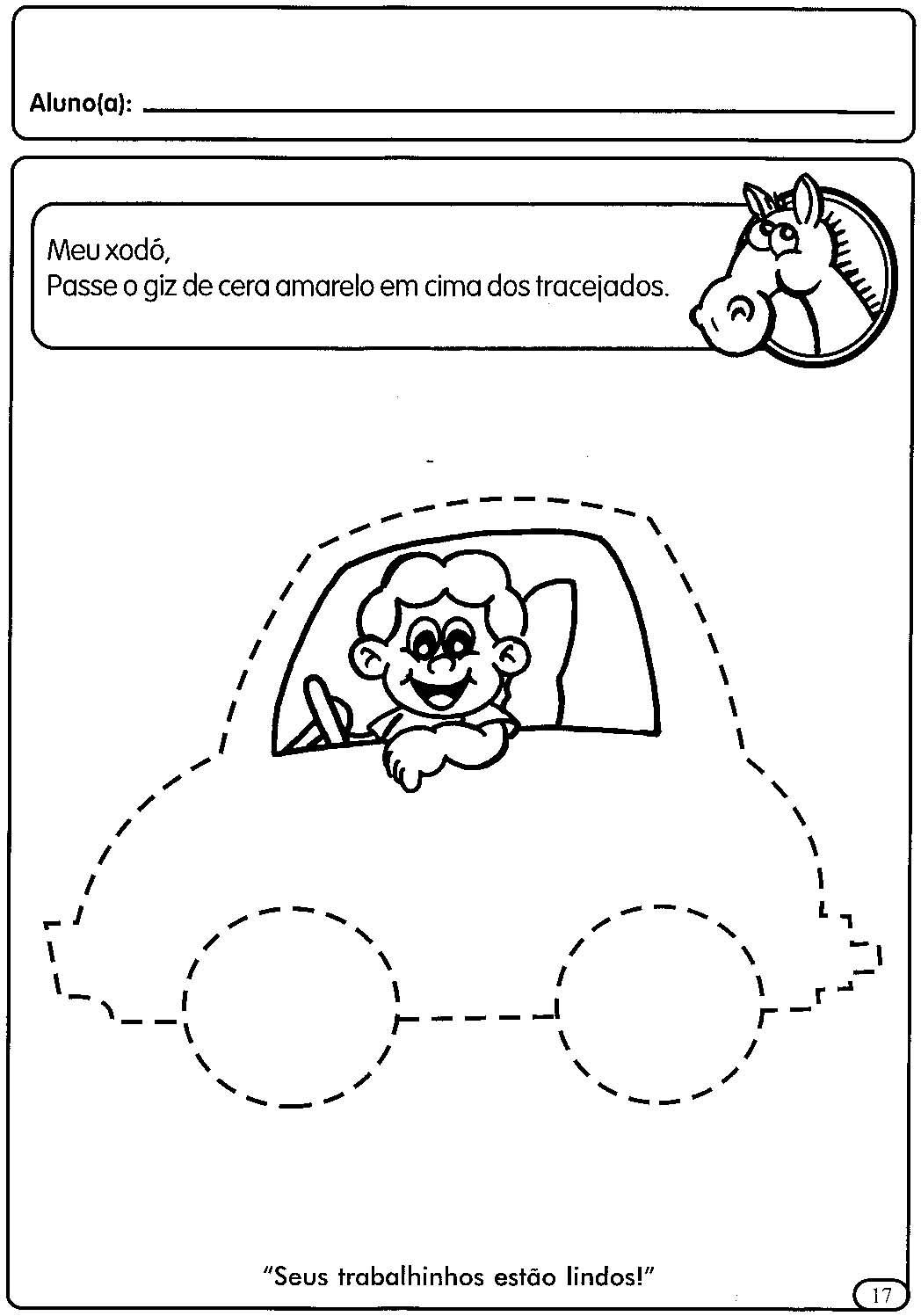 A Arte De Educar Atividades De Coordenacao Motora E