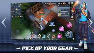 Survival Heroes Mod Apk MOBA Battle Royale v1.0.8 for Android