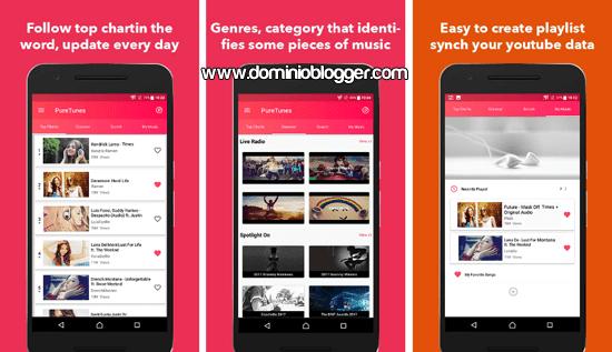 PureTunes para Android