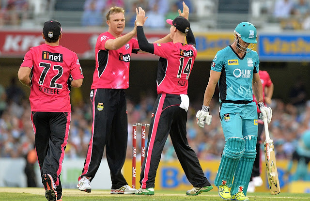 Sydney Sixers vs Brisbane Heat Predictions and Betting Tips