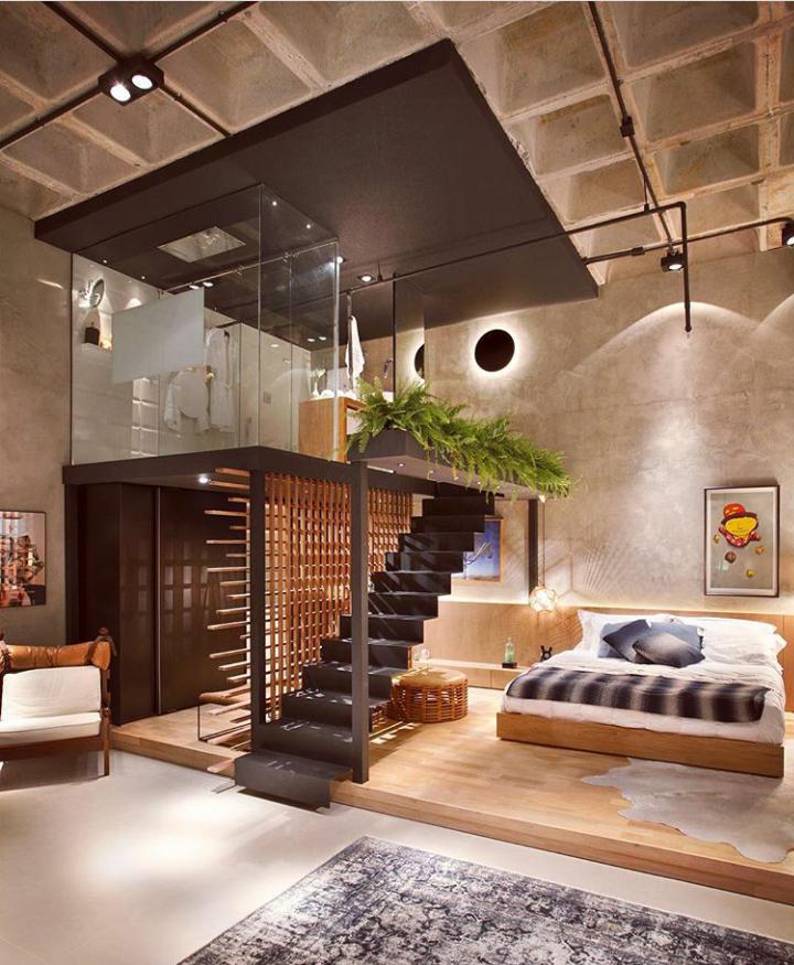 My Archy Architettura E Design Martab Il Soppalco