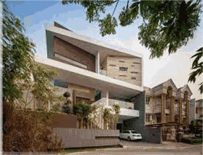 rumah minimalis tampak depan modern