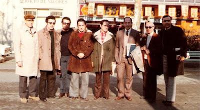 Desplazamiento a Vic,  Liga de Cataluña 1973-74