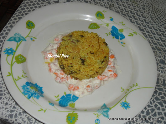 Meethi Rice