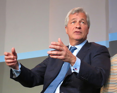 Jamie Dimon, CEO of JP Morgan