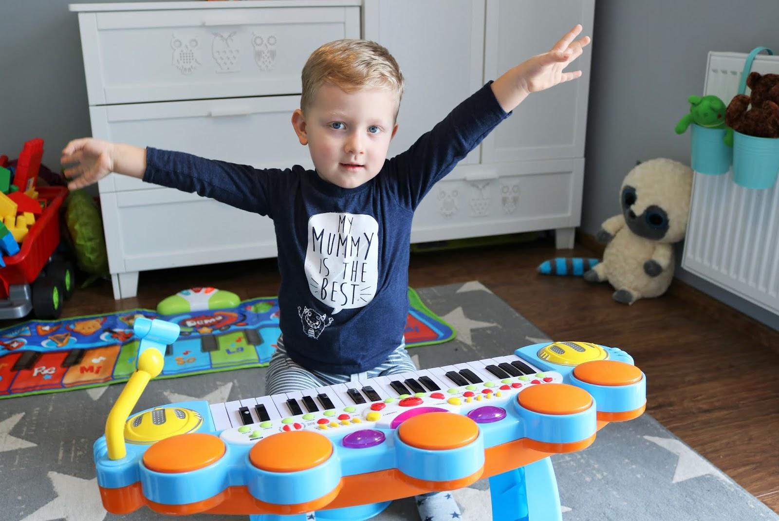zabawki sensoryczne dla dwulatka