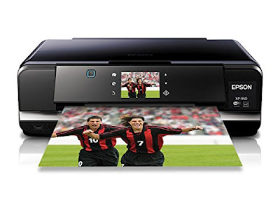 Wireless Color Photo Printer amongst Scanner together with Copier Epson Expression Photo XP-950 Driver Downloads