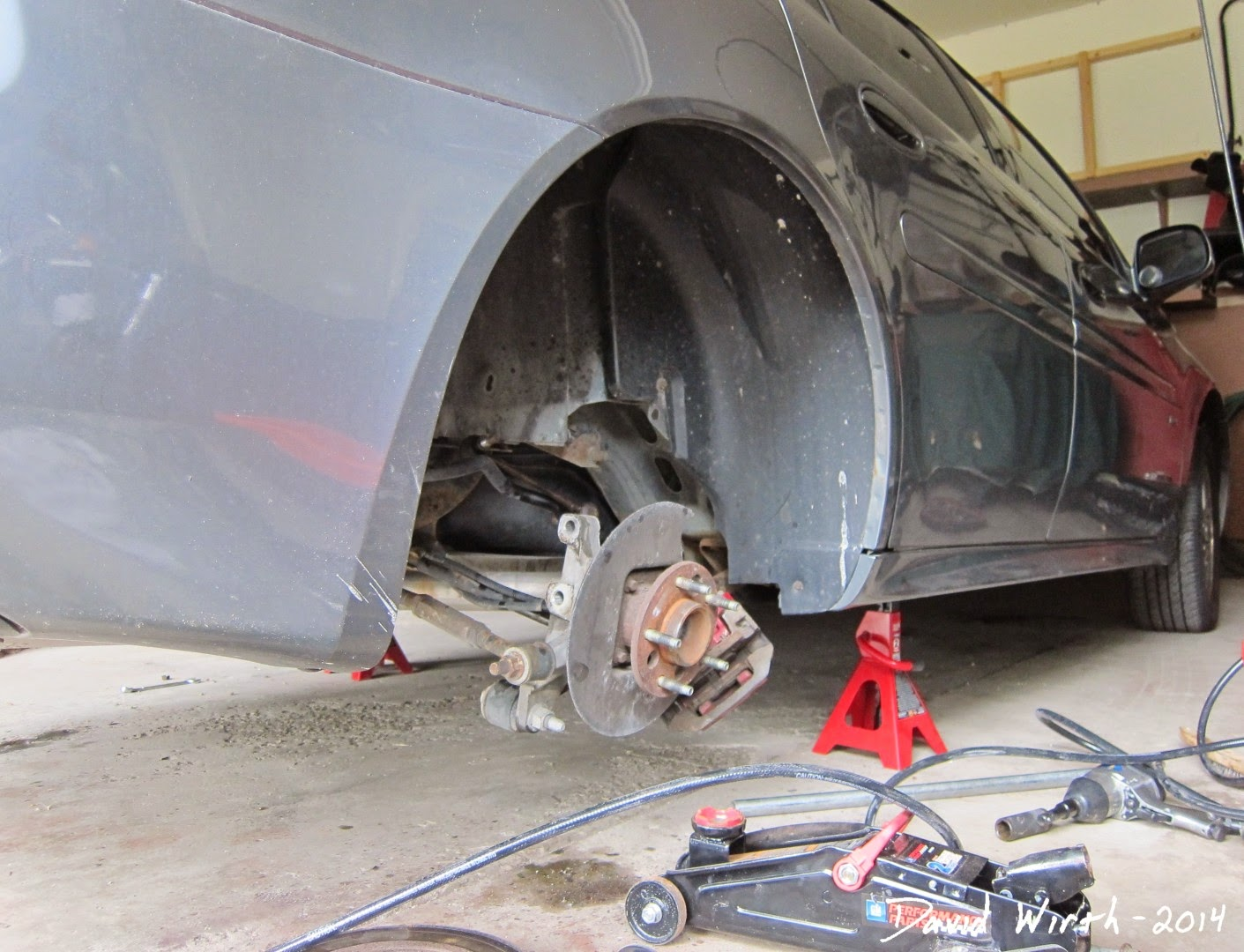 how to remove rusted strut bolts, shocks, suspension, large,