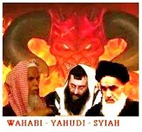 Membongkar Propaganda Manhaj Takfiri Dalam meng Wahabi kan  Umat Islam