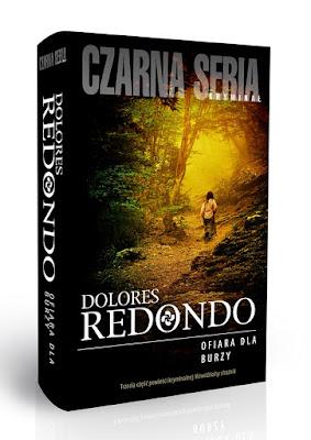 "Dolores Redondo ""Ofiara dla burzy"""