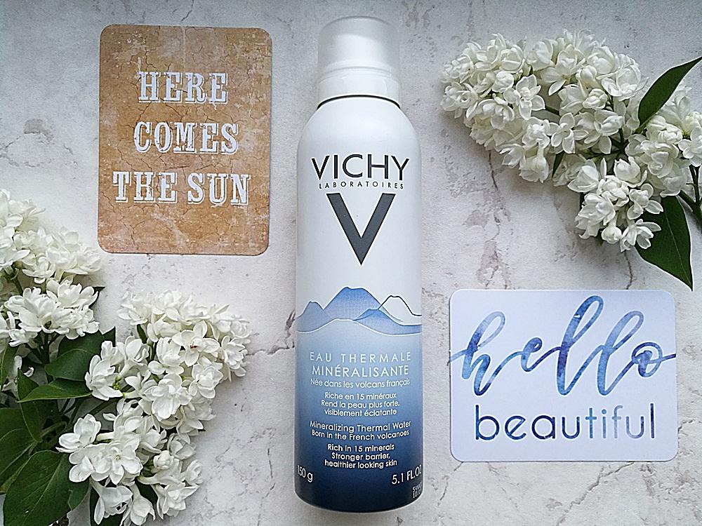 Vichy, Woda termalna