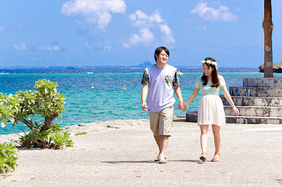 沖縄マタニティフォト海