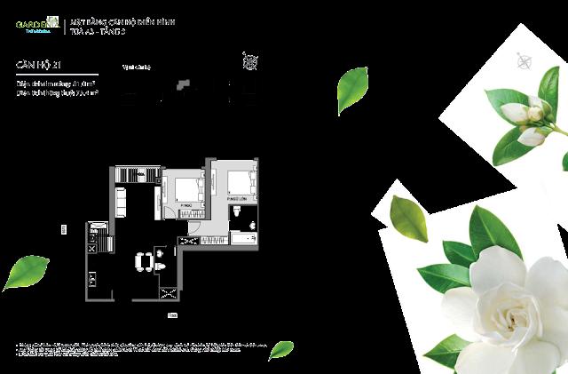 21 tầng 3 The Arcadia Vinhomes Gardenia