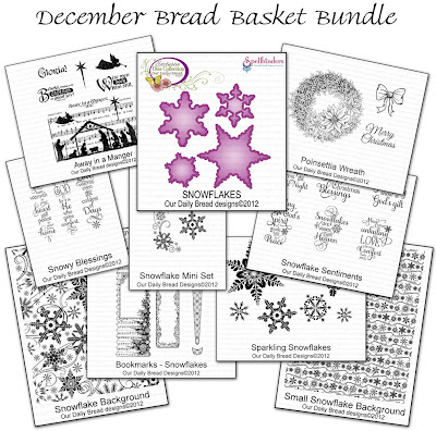 Our Daily Bread Designs December Bread Basket Bundle
