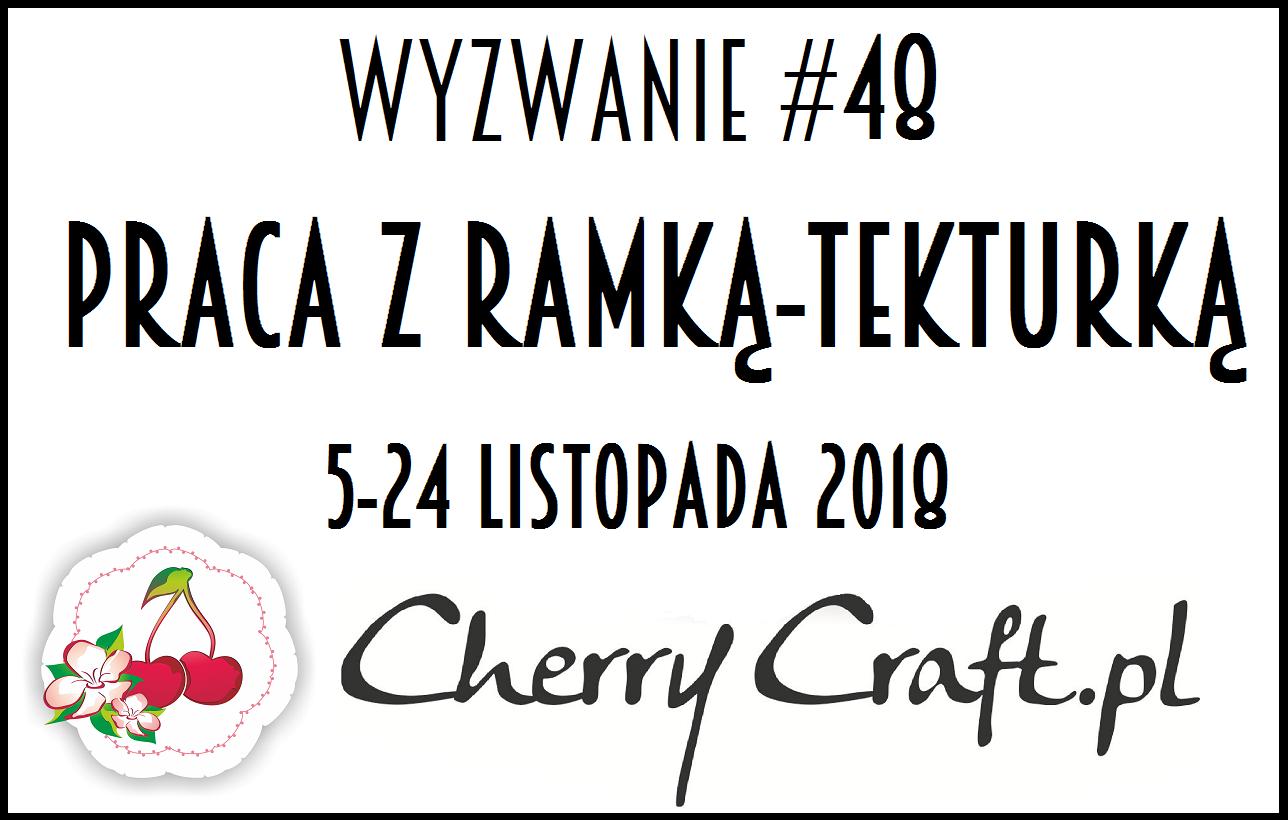 Wyróżnienie w Cherry Cratf