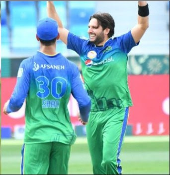 Islamabad united  Target Multan Sultan for 126 runs to win