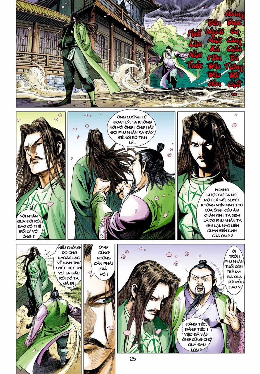 Anh Hùng Xạ Điêu anh hùng xạ đêu chap 41 trang 24