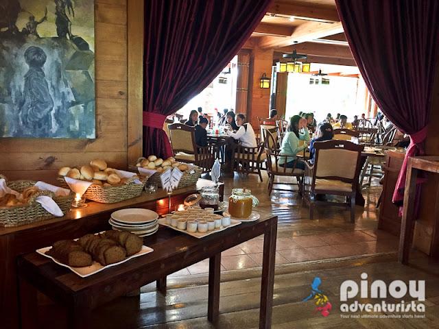 Hotels in Baguio inside Camp John Hay